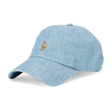 Polo Ralph Lauren Men's Classic Chambray Hat