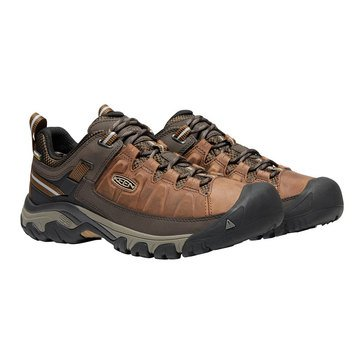 Keen Men's Targhee III Waterproof Shoe Brown