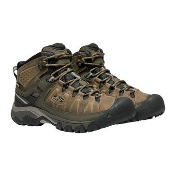 Keen Men's Targhee III Leather Waterproof Shoe