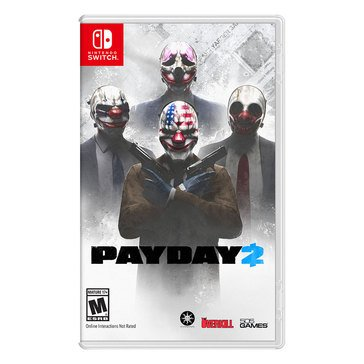 Switch Payday 2 2/27/18