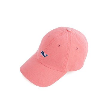 Vineyard Vines Women's Washed Classic Logo Baseball Hat