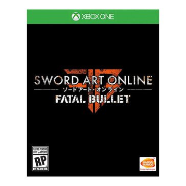 Xbox One Sword Art Online: Fatal Bullet 2/23/18