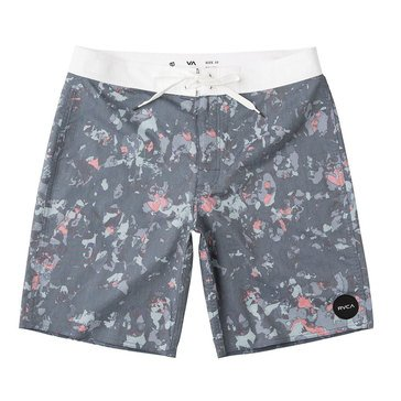Rvca Men's Granite Splash 19