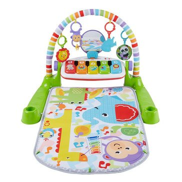Fisher Price Kick 'n Play Piano Gym, Green