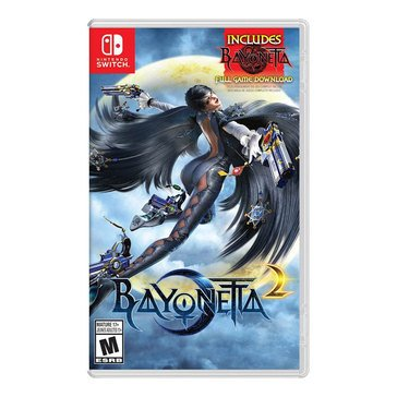Switch Bayonetta 2 2/16/18