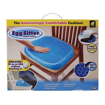As Seen On TV Egg Sitter Seat Cushion
