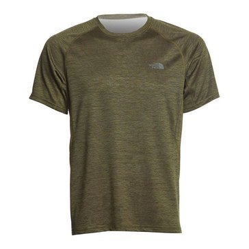 The North Face Mens Amition Short Sleeve Top