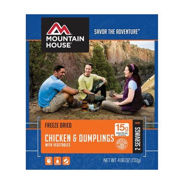 Mountain House‎ Freeze Dried Chicken and Dumplings