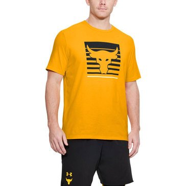 Under Armour Men's Project Rock 60/40 Stretch Tee