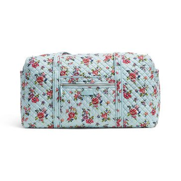 Vera Bradley Large Travel Duffel Water Bouquet