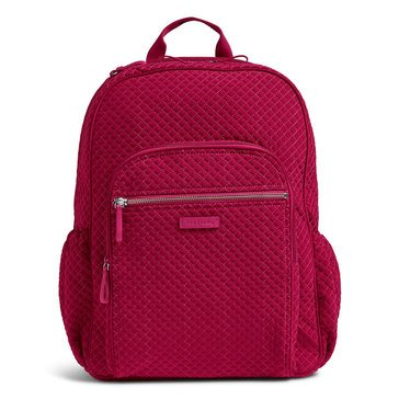 Vera Bradley Campus Backpack Passion Pink