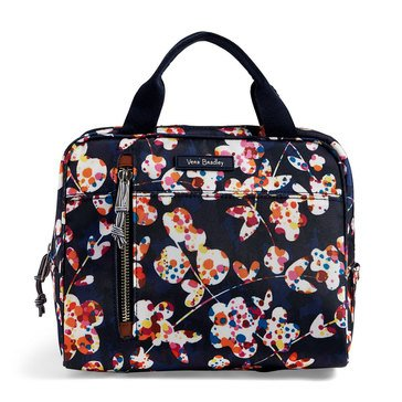 Vera Bradley Lighten Up Lunch Cooler Cut Vines