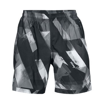 Under Armour Men's Launch SW 7'' Printed Shorts