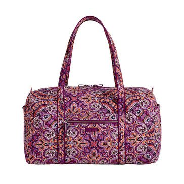 Vera Bradley Large Travel Duffel Dream Tapestry