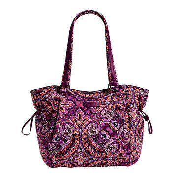 Vera Bradley Glenna Satchel Dream Tapestry