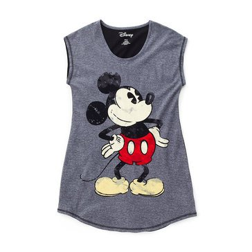 Briefly Stated Women's Mickey Dorm Sleepshirt