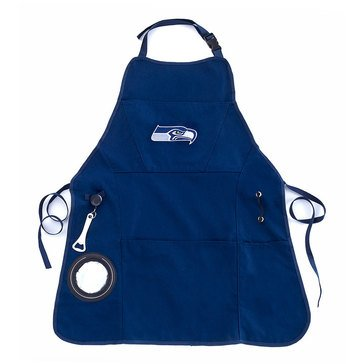 Evergreen Seattle Seahawks Grilling Apron