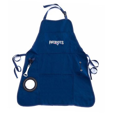 Evergreen New England Patriots Grilling Apron