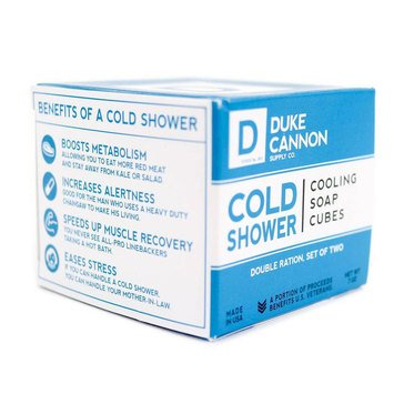 Duke Canon Cold Shower Cooling Soap Cubes