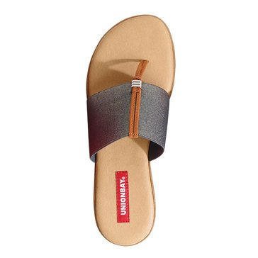 Union Bay Natalie Stretch Sandal Taupe