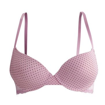 Jessica Simpson Women's 2Pk T-Shirt Bra, Dawn Pink