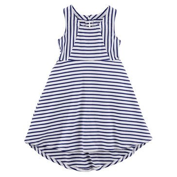 Carter's Girls' Stripe Knit Dress