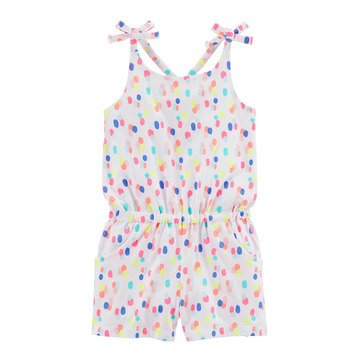 Carter's Toddler Girls' Knit Romper