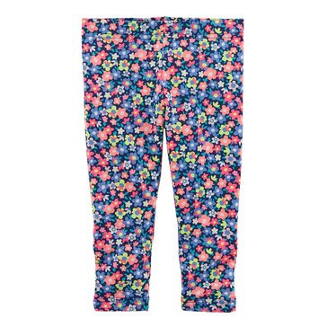 Carter's Toddler Girls' Ditsy Flower Print Leggings