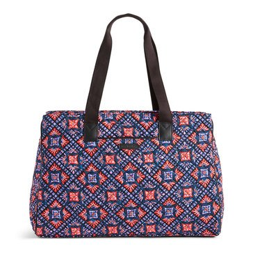 Vera Bradley 3 Compartment Travel Bag Mosaic