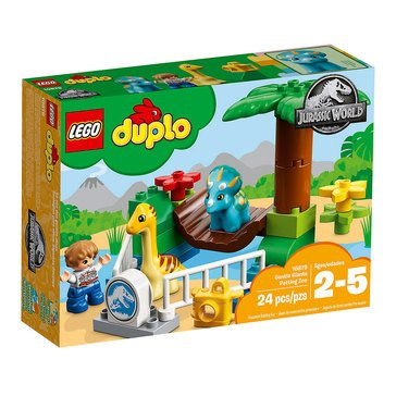 LEGO Duplo Jurassic World Gentle Giants Petting Zoo (10879)