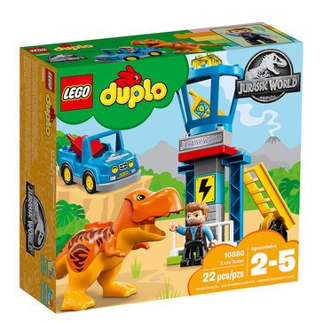LEGO Duplo Jurassic World T-Rex Tower (10880)
