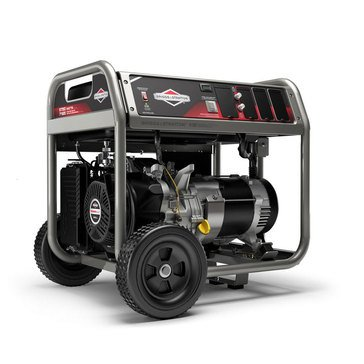 Briggs & Stratton 5750 Watt Gasoline Powered Recoil Start Portable Generator (030708)