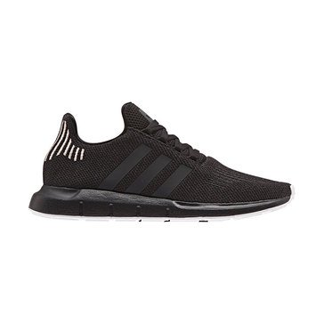 Adidas Swift Run Women's Running Shoe - Black / Carbon / White