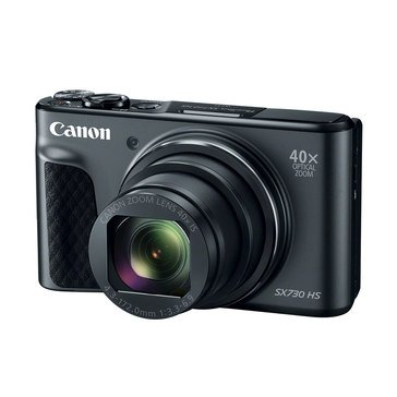 Canon PowerShot SX730 HS Digital Camera, Black