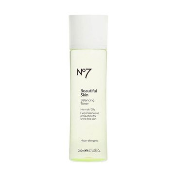 No7 Beautiful Skin Toner Normal / Oily