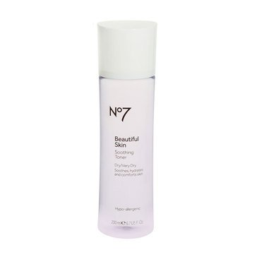 No7 Beautiful Skin Toner Dry / Very Dry