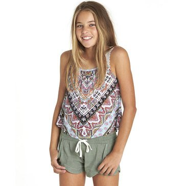 Billabong Big Girls' Dream All Day Woven Top