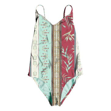 Roxy Big Girls' Boheme Life One Piece Swimsuit