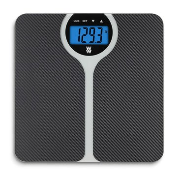Weight Watchers by Conair Digital Precision BMI Scale Black (WW346)