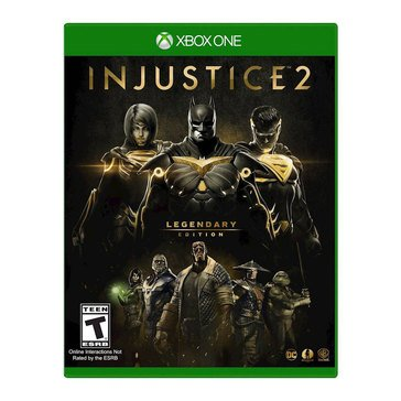 Xbox One Injustice 2 Legendary Edition 3/27/18
