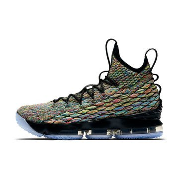 Nike LeBron XV Men's Basketball Shoe - MultiColor / Black