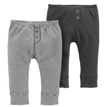 Carter's Baby Boys' 2-Pack Pant Set