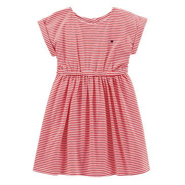 Carter's Toddler Girls' Tulip Back Knit Dress