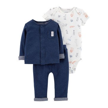 Carter's Baby Boys' 3-Piece Set