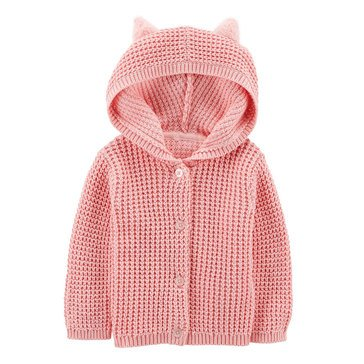 Carter's Baby Girls' Knit Sweater