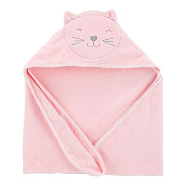 Carter's Baby Girls' Hooded Towel