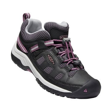 Keen Big Girls' Targhee Low Hiking Shoe