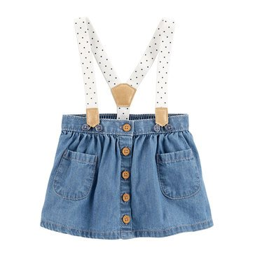OshKosh Baby Girls' Suspender Skirt