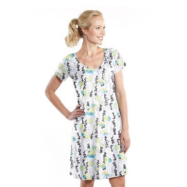 Fresh Produce Women's Sydney V-Neck Dress In White