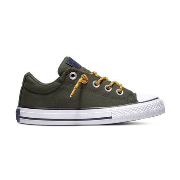 Converse Boys Chuck Taylor All Star Street Slip Sneaker (Little Kid)